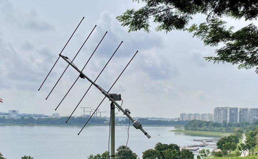 Ham Radio via Satellites