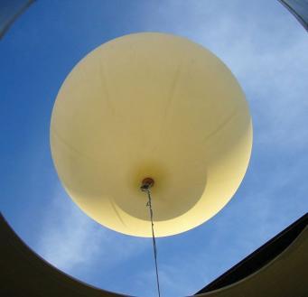 Balloon Experiments – 9V1UP-11